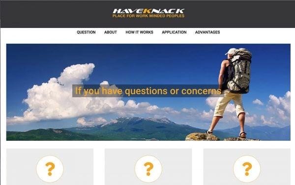 Landing-Page-HaveKnack-application